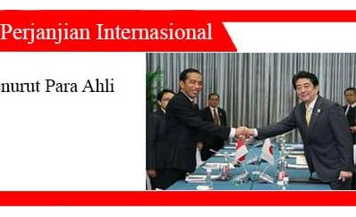 Perjanjian-internasional-definisi-jenis-makna-istilah