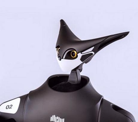 Model-T-robot-penjaga-toko-di-Jepang